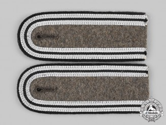 Germany, RAD. A Set of Reich Labour Service Truppführer Shoulder Boards
