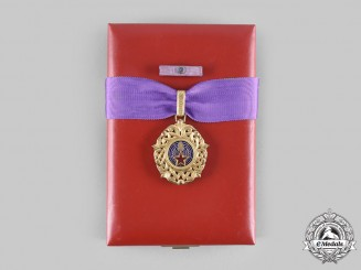 Yugoslavia, Socialist Federal Republic. An Order of the Yugoslav Star, III Class