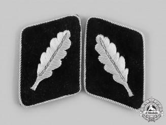 Germany, SS. A Set of SS-Standartenführer Collar Tabs