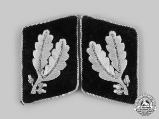 Germany, SS. A Set of SS-Oberführer Collar Tabs