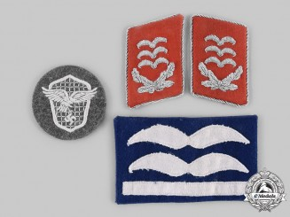 Germany, Luftwaffe. A Lot of Luftwaffe Uniform Insignia