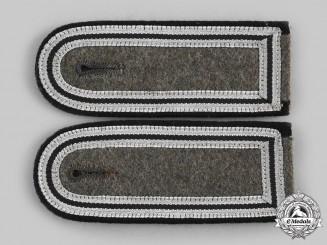 Germany, RAD. A Set of Reich Labour Service Truppführer Shoulder Straps