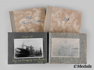 "Germany, Luftwaffe. The Photo Albums of Generalleutnant Paul Conrath, 1st Fallschirm-Panzer Division ""Hermann Göring"""
