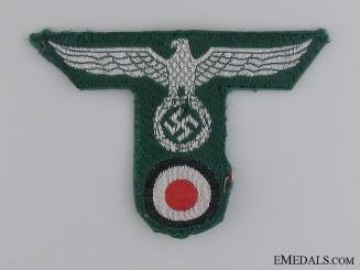 German Customs Official Cap Eagle
