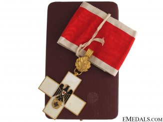 German Red Cross Decoration Type III (1937-1939)