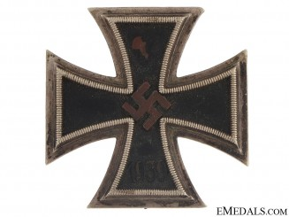 Iron Cross 1st. Cl. 1939
