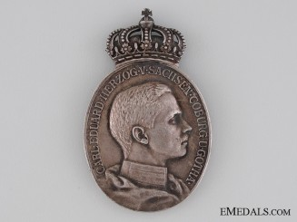 Medal of Duke Carl Eduard