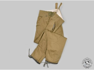 Germany, Heer. A Pair of II Pattern Tropical Breeches