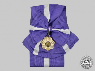 Venezuela, Bolivarian Republic. An Order of Andrés Bello, I Class, c.1975