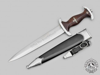 Germany, NSKK. A NSKK Daggers, by Weyersberg, Kirschbaum & Co.