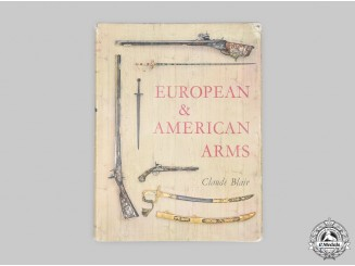 United States. European & American Arms by Claude Blair