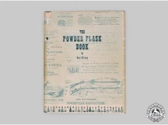 United States. The Powder Flask Book by Ray Riling