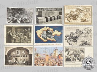 Germany, Third Reich. A Mixed Lot of Photos and Postcards