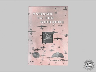 United Kingdom. Honour to the Airborne, Part 1 1939-48, Second Revised Edition