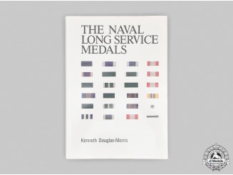 United Kingdom. The Naval Long Service Medals