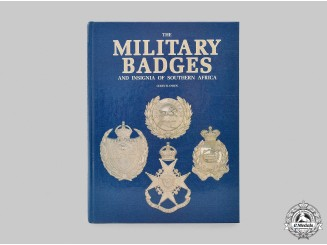 South Africa. The Military Badges and Insignia of Southern Africa