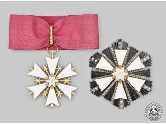Estonia. An Order of the White Star, II Class, c. 1940