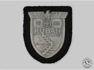 Germany, Kriegsmarine. A Kuban Shield, Rare