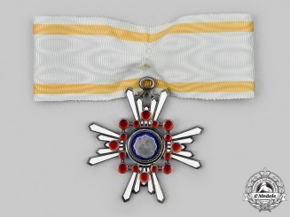 Japan, Empire. An Order of the Sacred Treasure, III Class