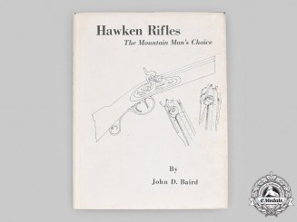United States. Hawken Rifles - The Mountain Man's Choice