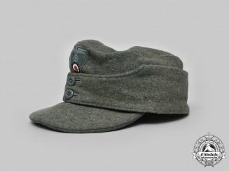 Germany, Heer. An EM/NCO M43 Field Cap