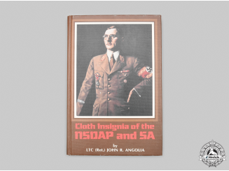 Germany, Third Reich. Cloth Insignia of the NSDAP and SA, First Edition