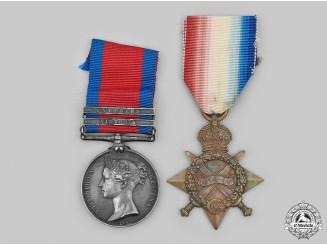 United Kingdom. A Military General Service Medal, 92nd Gordon Highlanders