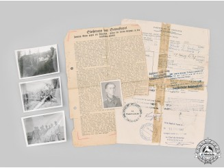 Germany, Wehrmacht. A Lot of Photos and Documents