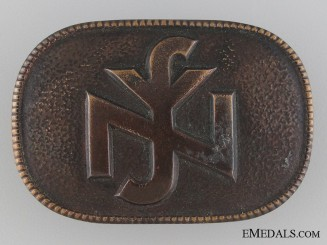 National Socialist People's Welfare (NSV) Brooch