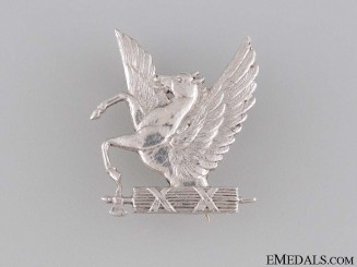 Royal Air Force 28th Squadron Pin