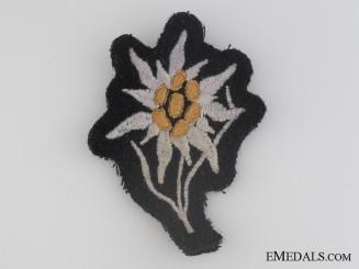 SS-Gebirgstruppen Cap Edelweiss