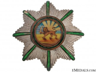 The Order of the Lion and Sun