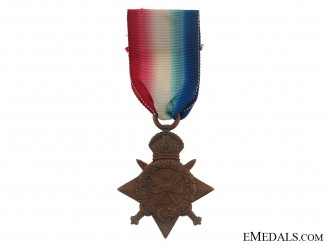WWI 1914 Star - Royal Engineers