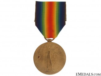 WWI Victory Medal - Royal Higlanders