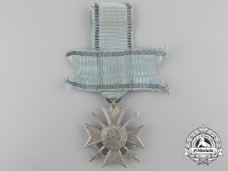 A Bulgarian Military Order of Bravery; 4th Class