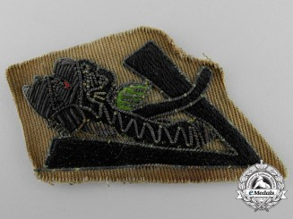 A Rare Second War American Flying Tigers Insignia Patch