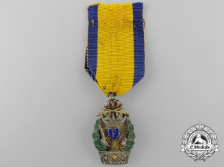An Austrian Miniature Order of the Iron Crown