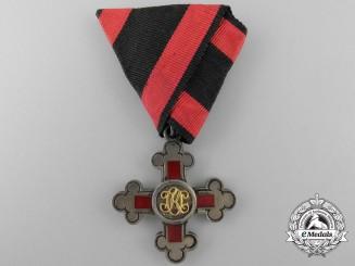 An 1870/71 Württemberg Order of Olga