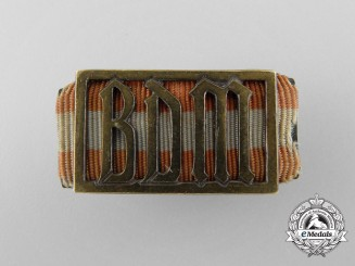 Germany. A BDM Membership Badge; Numbered