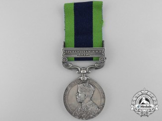 A 1909 India General Service Medal to Captain Hodson; 64th Mule Corps
