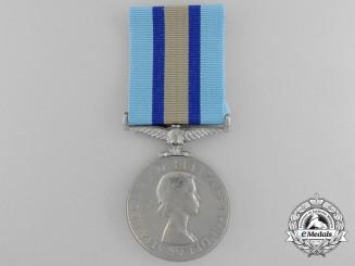 A Second War Royal Observer Corps Medal