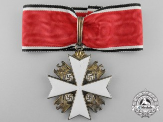 A German Eagle Order; 3rd Class by Godet of Berlin