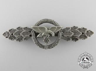 A Luftwaffe Transport Pilots (Transportflieger) Clasp; Silver Grade
