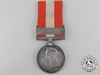 An 1870 Canada General Service Medal to the 54th Battalion