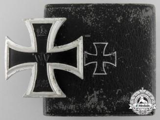 An Iron Cross First Class 1914 by Wilhelm Deumer