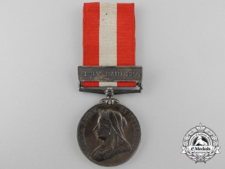 A Canada General Service Medal to the 7th Royal Fusiliers