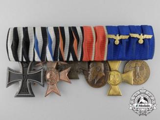 A First War German Army Long Service Medal Bar