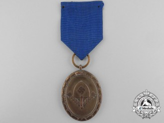 An RAD Long Service Award; Fourth Class