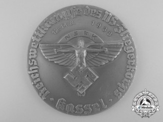 A 1938 National Socialist Flying Corps  Empire Races of the Nazi Air Corps at Kassel Award