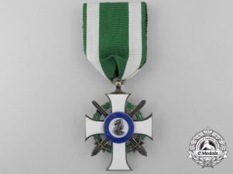 Saxony, Kingdom. An Order of Albert with Swords, I Class Knight, c.1915